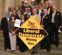Liberal Democrats set out the alternative for Derby (Derby ...